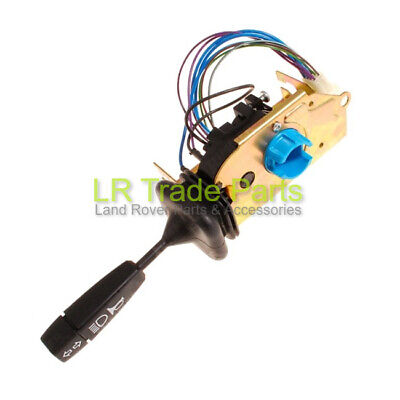 LAND ROVER DEFENDER TD5 TDCi INDICATOR, HORN & DIP SWITCH STALK, XPB101290 1998+ • 22.95£