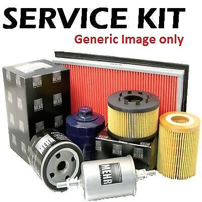 Fits MINI 1.6 R50 One / Cooper 00-07 Plugs  Air & Oil Filter Service Kit  • 26.99£
