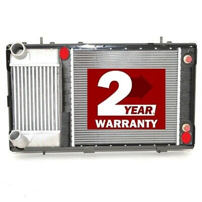 Radiator To Fit  Land Rover Defender 200 Tdi Diesel   And Assembly Complete • 289.59£