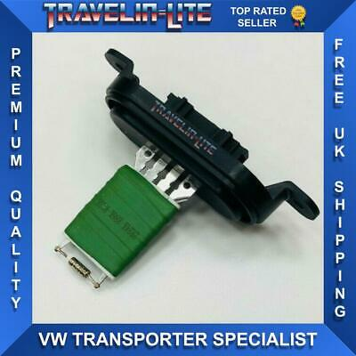T5 Transporter Heater Blower Resistor Quality Part Brand New 7E0959263C • 14.50£