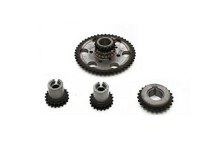 Cam+Crank Shaft & Injection Pump Gear Kit For Nissan Navara D40 - 2.5DCi (05-09) • 90£