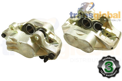 Pair Front Brake Calipers For Land Rover Defender 90 Upto 92 RTC4998 99 • 99.99£