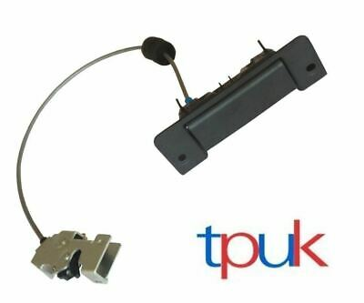 Ford Transit Mk6 Mk7 2000 - 2014 Rear Door Latch Lock Cable Handle Lower Left • 17.50£