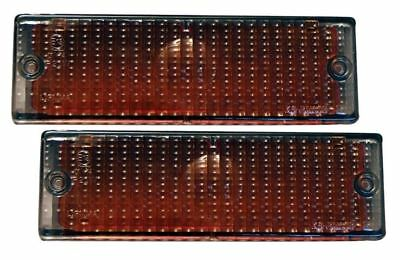 Bmw 3 Series E30 Smoked Front Indicators Repeaters • 21.95£