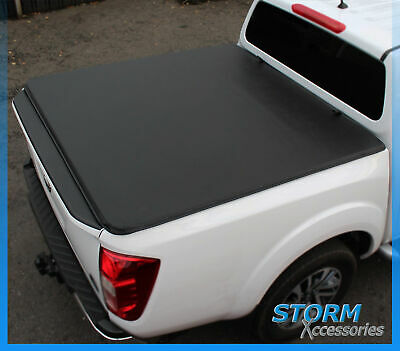Soft Roll Up Cover - Folding Tonneau Cover For Nissan Navara Np300 16+ Dcab  • 197.14£