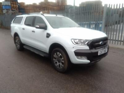 2017 Ford Ranger Wildtrack Manaul 6 Speed Breaking Part Gear Shifter £85+vat • 102£