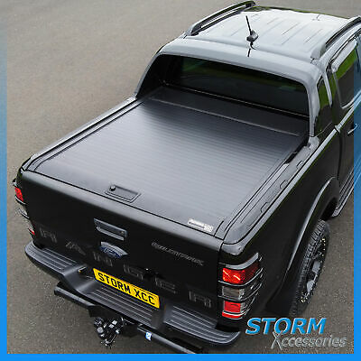 Ridgeback Roll Top Cover - Tonneau Cover For Ford Ranger T6 Wildtrak 2012+ • 1,260£