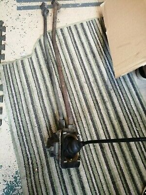 Ford Fiesta Mk2 5 Speed Gear Linkage • 40£