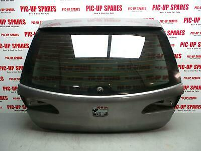 Seat Ibiza 6L 02-08 Bootlid/Tailgate Silver 0000340442 • 69.99£
