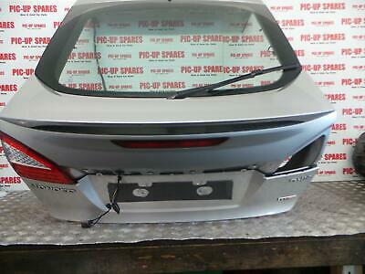 Ford Mondeo Mk4 07-10 Hatchback Tailgate In Moondust Silver 0000328140 • 180£