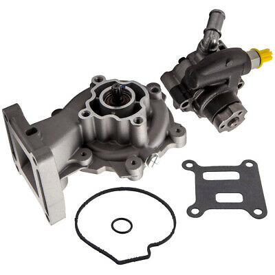 Power Steering Pump+Water Pump For Ford Mondeo III 2.0 2.2 (2000-2007) 65364181 • 96.62£