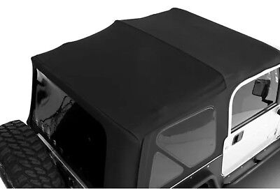 Jeep Wrangler Tj 97-06 Smittybilt Best Fitting Soft Top On The Market Tinted • 469.95£