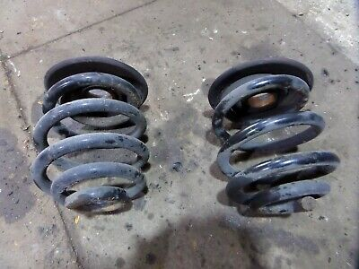 Audi Tt Mk1 1.8t Quattro Rear Suspension Springs • 40£