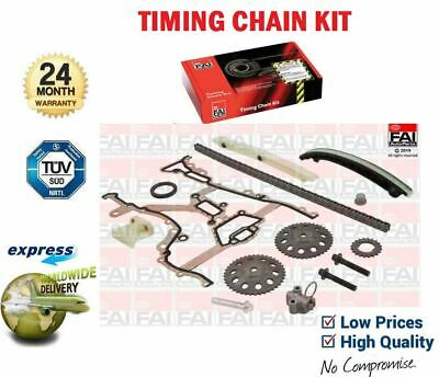 FAI TIMING CHAIN KIT For OPEL ASTRA H Estate 1.4 2004-2010 • 120.99£