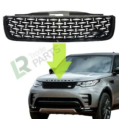 Land Rover Discovery 5 New Gloss Black Dynamic Front Grille Upgrade Hse Stealth • 107.95£