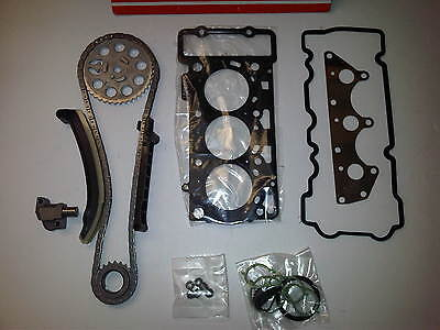 SMART CAR Inc FORTWO 0.7 700cc NEW TIMING CHAIN KIT + HEAD GASKET SET 2003-07    • 114.95£