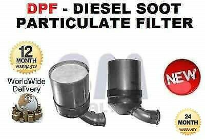 For Peugeot 5008 1.6 Hdi Hatchback 2009-> New Dpf Diesel Soot Particulate Filter • 194.49£