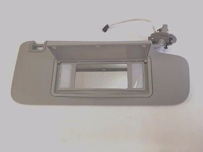 Genuine Vauxhall Astra J, Insignia Drivers Side Sun Visor Grey 22800044 New • 43.25£