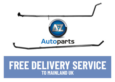 For Toyota Aygo Citroen C1 Peugeot 107 1.0 05 Onwards Centre Exhaust Pipe • 29.49£