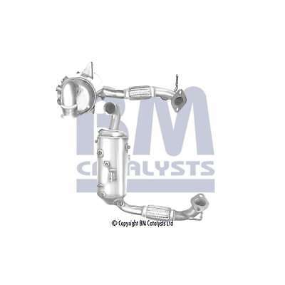 Fits Ford Fiesta MK7 1.6 TDCi BM Cats Approved DPF Diesel Particulate Filter • 433.89£