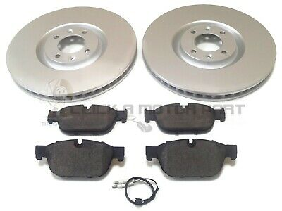 CITROEN DS4 1.6 THP 2.0 HDi FRONT 2 BRAKE DISCS AND PADS SET (340MM FRONT DISCS) • 120£
