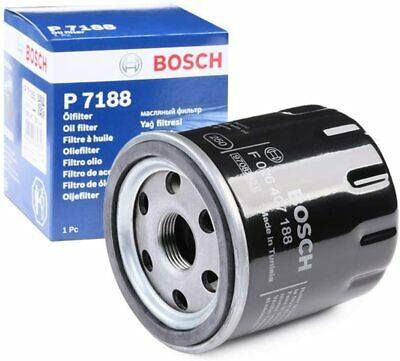 For Peugeot - Boxer 2.2 HDi 100 110 120 130 150 2011-2016 Oil Filter Bosch • 8.73£