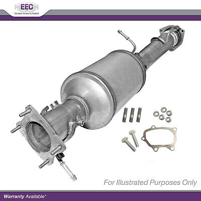 Fits Peugeot 607 2.2 HDi EEC Diesel Particulate Filter DPF Cordierite + Fit Kit • 121.83£