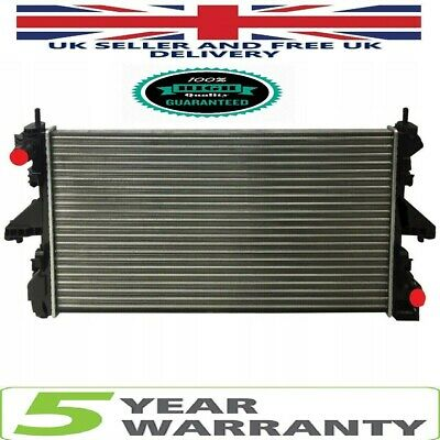 RADIATOR TO FIT CITROEN RELAY JUMPER PEUGEOT BOXER 2.0 BlueHDi WITH AIR CON • 84.99£