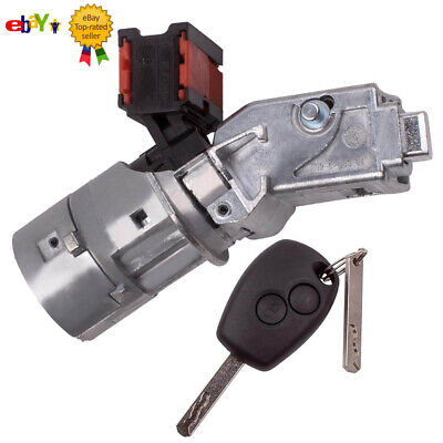 Ignition Lock Barrel Switch For Renault Clio Modus Master Trafic Vauxhall • 20.86£