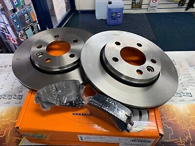 VW Transporter T5 2003-2016 Rear Disc And Pads Set **BRAND NEW OEM QUALITY** • 65.99£