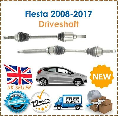 For Ford Fiesta MK7 2008-2017 Front Driver & Passenger Side Driveshafts New • 123.98£