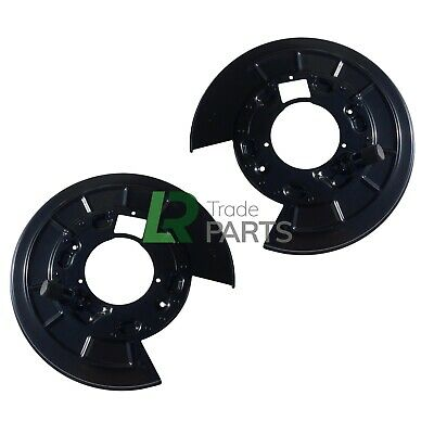 Land Rover Discovery 3 & 4 Rear Brake Mounting Back Plates Mud Shields Lhs & Rhs • 51.95£