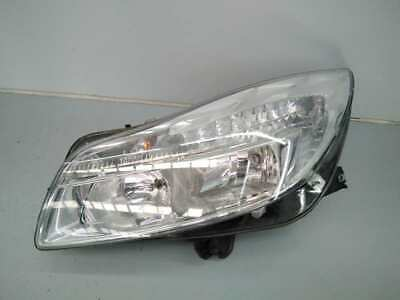 Vauxhall Insignia 2009-2013 Headlights Lamp Lh Left N/s Near Side • 113.99£