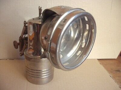 Carbide Old Cycle Motorcycle Lamp  • 95£