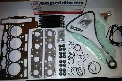 Bmw Mini One & Cooper R56 R57 R58 1.4 Head Gasket Set Bolts & Timing Chain Kit  • 189.95£
