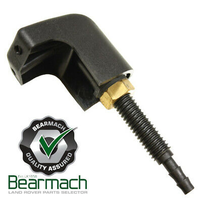 Land Rover Defender Front Window Washer Jet - Twin Nozzle - LR061677 - Bearmach • 4.90£