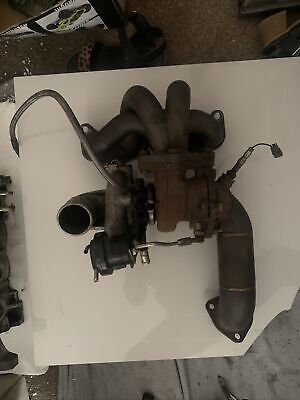 Toyota Starlet Glanza V Td04 Turbo Plus Manifold Etc • 21£