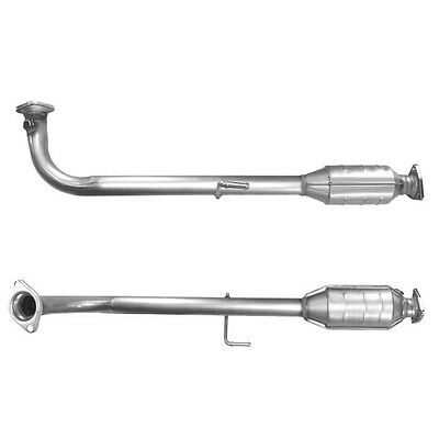HONDA CIVIC Catalytic Converter Exhaust Inc Fitting Kit 91159H 1.4 1/2001-9/2005 • 59.99£