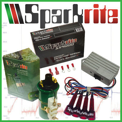 Sparkrite SX4000 Electronic Ignition Conversion Kit & Performance Ignition Coil • 39.95£