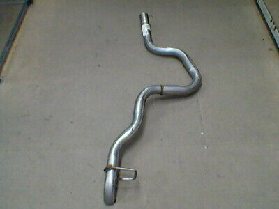 Mondeo 2.0 2.2 TDCI Diesel >07 Exhaust Rear Silencer REMOVAL DELETE PIPE NOISEY! • 34.49£