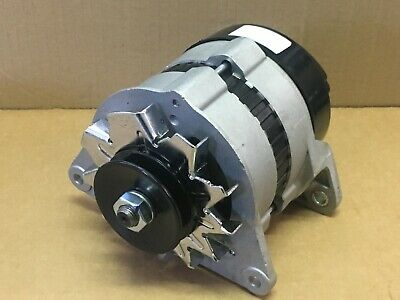 Brand New Lucas Type 18 Acr Right Hand Fit 45 Amp Alternator With Pulley A100n • 59.95£