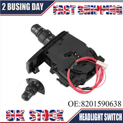 For Renault Clio MK3 Grand Modus Kangoo Express Indicator Light  Switch  Stalk • 27.59£