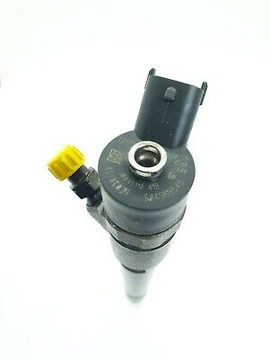 0445110418 Fiat Ducato Iveco Daily Boxer Relay 2.3 Jtd Bosch Fuel Injector  • 125£