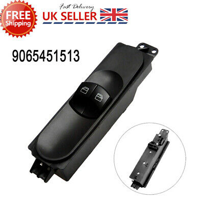 Electric Window Switch Console For Mercedes-Benz Sprinter VW Crafter 2006-2015UK • 16.99£