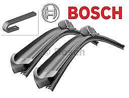 BOSCH AEROTWIN RETRO PAIR Hook Fitting Front Wiper Blades  26 _19 TRAFFIC MKIII • 12.99£