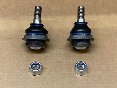 Pair Of Front Lower Bottom Suspension Ball Joint For Peugeot 307 & 308 2000-2014 • 17.95£