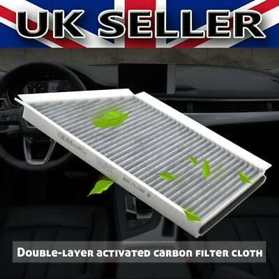 Activated Carbon Cabin Air Filter For Mercedes-Benz C-CLASS CLK W203 C209 CL203 • 8.59£