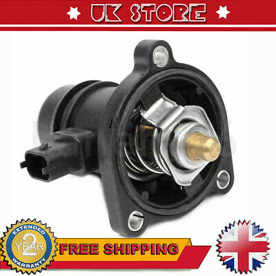 55593033 Coolant Thermostat And Seal For Vauxhall Corsavan Adam Astra J/Corsa D • 18.88£