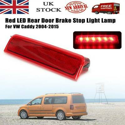 For VW Caddy 2004-2015 Red LED Rear Door Brake Stop Light Lamp OE 2K0945087A UK  • 9.99£