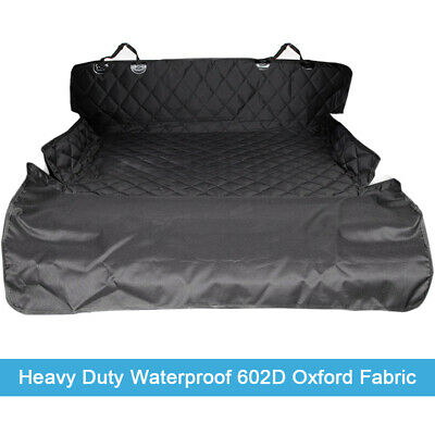 Large Heavy Duty Waterproof Car Boot Liner Protector Bumper Pad Pet Dog Cover UK • 14.99£